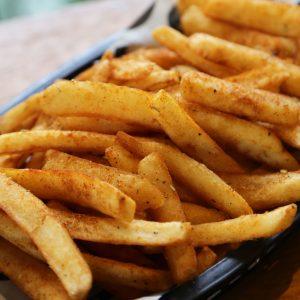 Best Hot Chips on Campus_REDROOM Beer Battered Chips